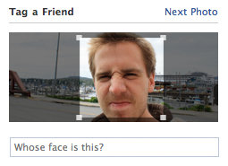 Riconoscimento Facciale Facebook
