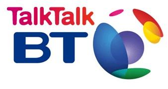 British Telecom e Talk Talk